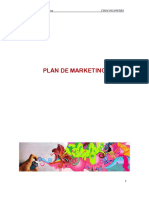 Plan de Marketing Choco Flowers
