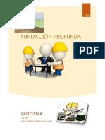 Proyecto Final de Geotecnia - Diseño de Pilotes