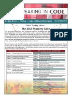 SiC 2013 Masonry Code 11 16