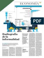 Radiografía de la informalidad - El Comercio - Miguel Jaramillo - 030717