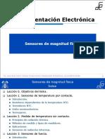 3.2 Sensores Temperatura Fuerza