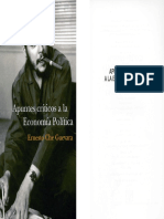 Apuntes Criticos a La Economia Politica - Che Guevara