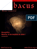 Abacus Núm 08. Menorca, La Isla Templaria de Jaime I