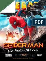 Revista Cinerama - Spider-Man De Regreso a Casa