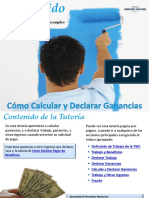 Calculate Report Earnings Espanol Twc
