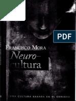 Neuro-cultura Francisco Mora