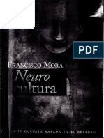 Neuro-cultura Francisco Mora