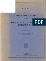 Bren Light Machine Gun - Description Use and Mechanism