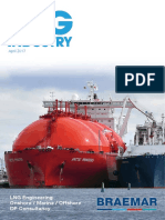 LNG Industry - April 2017