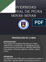 Labores Mineras