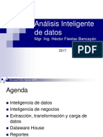 1. Analisis Inteligente de Datos Etl !!!