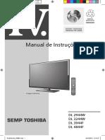 manual - tv