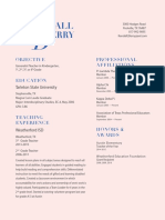 kendall berry resume-2015