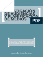 Gross Raiting Point Investigación de Audiencias y Planificación de Medios