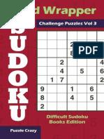 Mind Wrapper Sudoku Challenge P - Puzzle Crazy (2)