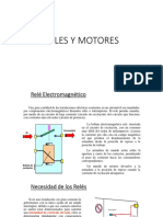 Reles y Motores