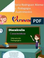 Discalculia (características e intervención pedagógica)