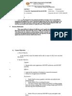 MELJUN CORTES's - Syllabus IT301 Elective1 Prog Ms Ado Net