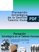 Mercado de Trabajo y Pleaneacion Estrategica