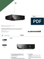 Alienware-Alpha Reference Guide en-us