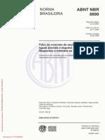 ABNT NBR 8890 NORMA BRASILEIRA