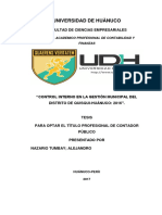 Tesis II Informe Final