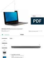 Inspiron 11 3152 Laptop Reference Guide en Us