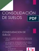 Diferencia de COnsolidacion
