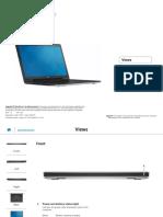 Inspiron 17 5749 Laptop Reference Guide en Us