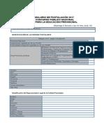 02 Formulario Postulacion Fep 2017 Version Papel