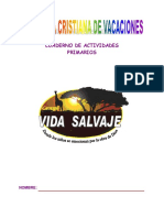 VIDA SALVAJE_Actividades Primarios