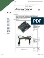 04 Arduino Lesson03
