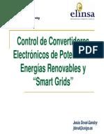 Control Convertidores de Potencia