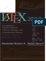 LaTeX Febrero 2012 Composicion DisenoEditorial Graficos Inkscape TikZ Beamer 10704