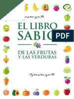 El Libro Sabio de Las Frutas Y Verduras