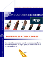 Sesion 01 Conductores Electricos