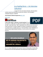 India Justice as a healing force — An Interview with George Pulikuthiyil.docx