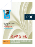 Introdução a Epístola de Tiago