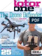 Rotor Drone - July-August 2016