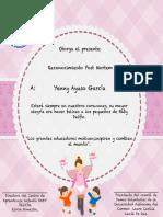 invitaciones editables niñas