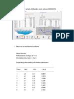 Cálculo de Caudal Por El Método Del Flotador Con El Software HIDROESTA