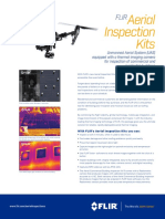 FLIR Drone Building Inspection Datasheet