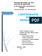 Cartografiado Geologico Corire Final