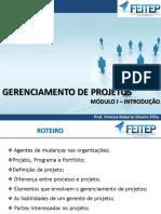MÓDULO I - Gerenciamento de Projetos