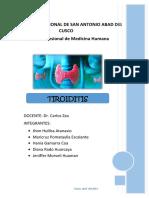 La Tiroiditis Resumen[1]
