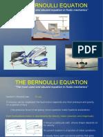 Bernoulli ecuacion