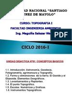 Capitulo I Concepcto Basicos AMBIENTE 2016-1