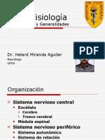 Upch Ciencias Neurofisiología i