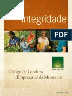 Code of Conduct Brazilian Portuguese