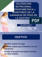6_ y 7_ Valoracion Nutricional Antropométrica y Monitoreo de La Ganancia